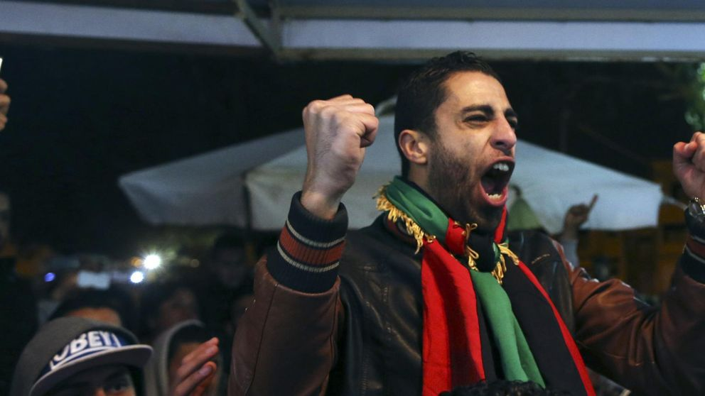 La 'Revolución' libia de Clemente, nuevo héroe nacional del país africano