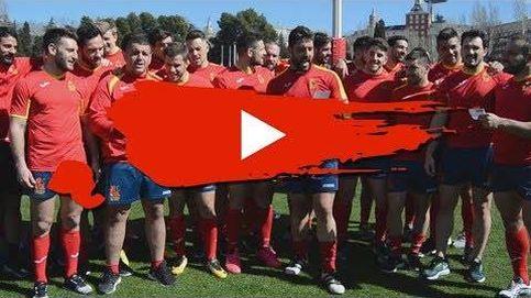 Feos, fuertes y formales: los jugadores de la selección de rugby tienen nuevo himno