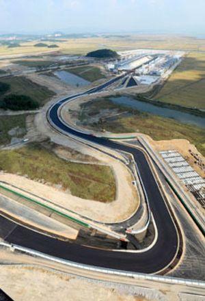 La FIA dio el visto bueno al circuito de Corea