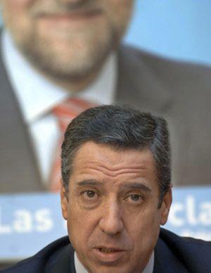 Zaplana comunicó esta mañana a Rajoy que había decidido dejar la política