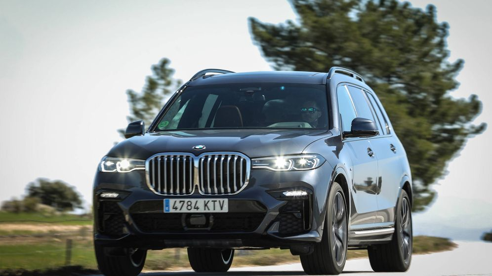 Foto: BMW continúa su apuesta por el todocamino con el X7