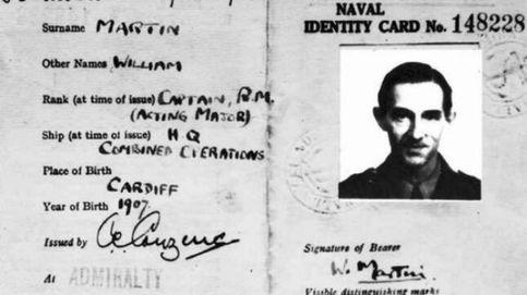 Más allá de Enigma (II): William Martin, un cadáver para doblegar al Tercer Reich