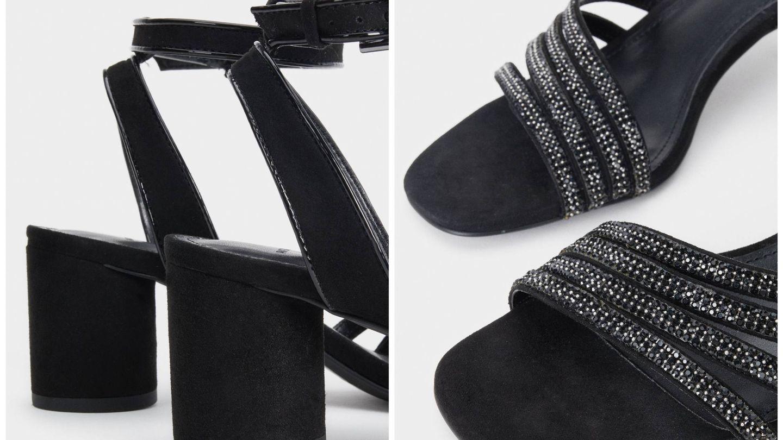 Nuevas sandalias de Parfois. (Cortesía)