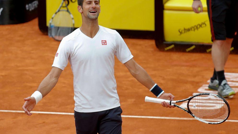 Djokovic señala al favorito en Madrid: Rafa en tierra es el jugador a ganar