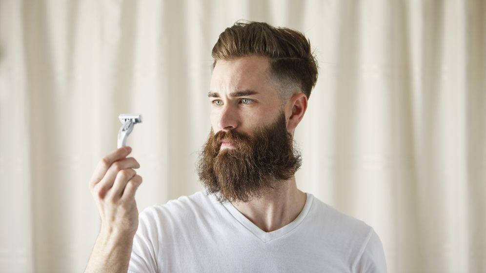 Foto: El afeitado no influye en el ritmo de crecimiento del vello. (Corbis)