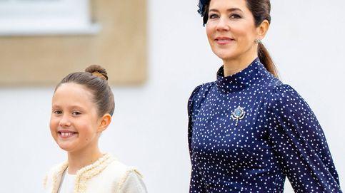 Josephine de Dinamarca, una pequeña princesa fan de la moda española
