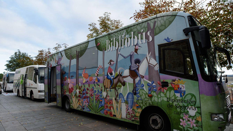 Bibliobuses: el largo y desconocido viaje de la literatura hacia la España rural