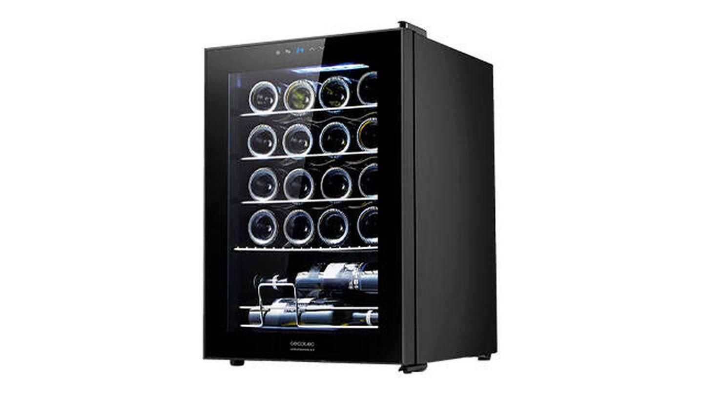 Vinoteca GrandSommelier 20000 Black Compressor