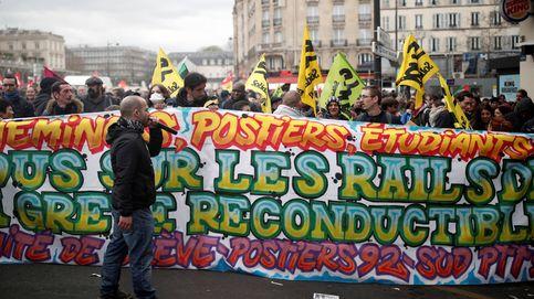 La huelga que paraliza Francia
