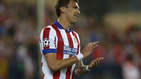Mandzukic es el elegido para sellar la Champions que da de comer al Atlético