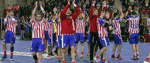 Foto: El Atlético de Madrid cierra su sección de balonmano dos años después de 'comprar' el club