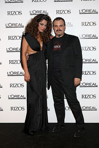 Foto: Alain Delon, nueva pareja de Marisa Jara