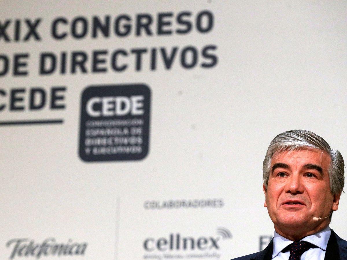 Foto: El presidente de Naturgy, Francisco Reynés