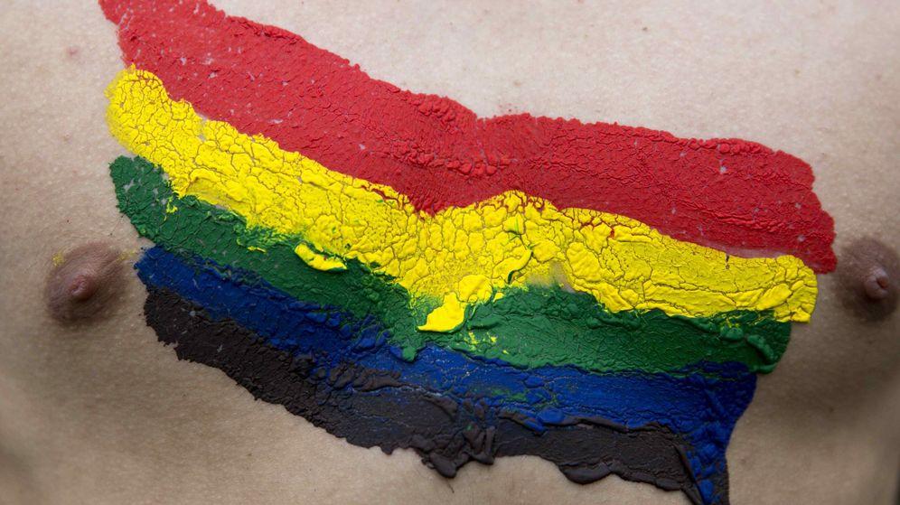 Foto: Protesta LGTB. (EFE)