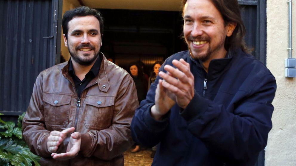 IU plantea su pacto con Podemos como la alternativa natural y segura al PP