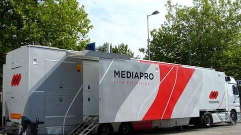 Mediapro pierde ante Formentor Capital las unidades móviles de la TV valenciana