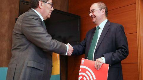 El PSOE se garantiza Aragón con Lambán y avanza hacia un pacto en Canarias sin CC