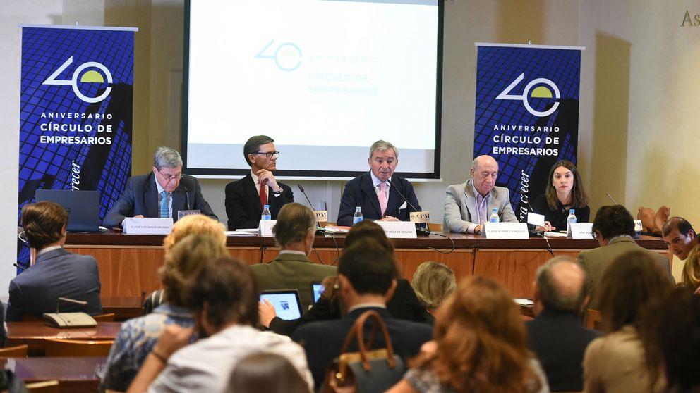El Círculo de Empresarios pide aliviar a Cataluña de la 'carga' de financiar España