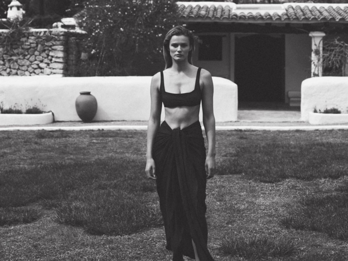 Foto: La falda de Zara Home. (Cortesía)