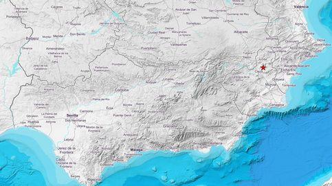 Registrado un ligero terremoto de magnitud 3.2 en varias localidades de Murcia