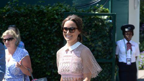 Pippa Middleton reaparece en Wimbledon con un vestido de 410 €