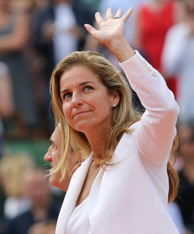 Foto: La tenista Arantxa Sánchez Vicario en una imagen de archivo (Gtres)