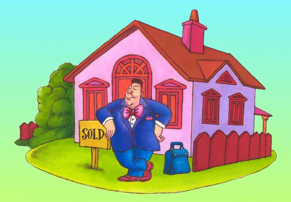 Vivienda qu implicaciones fiscales tiene vender una - Valor de una casa ...