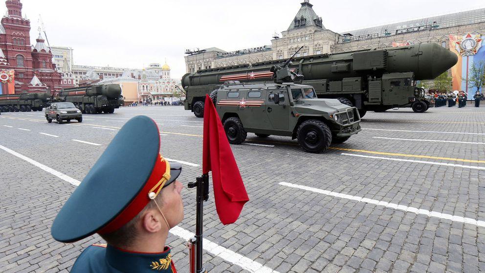 Fuerza, rublos y mucha Segunda Guerra Mundial: por qué los rusos aún aman a Putin