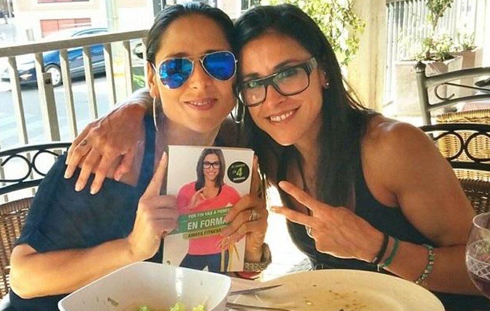 Foto: Rosa López: Conocer a Amaya Fitness ha sido como encontrar el amor de mi vida