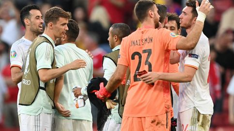 Suiza - España de cuartos de final de la Eurocopa: horario y dónde ver en TV y 'online'
