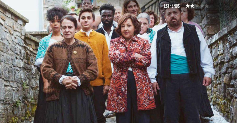 Foto: Carmen Machi y Pepón Nieto protagonizan 'Lo nunca visto'. (Filmax)