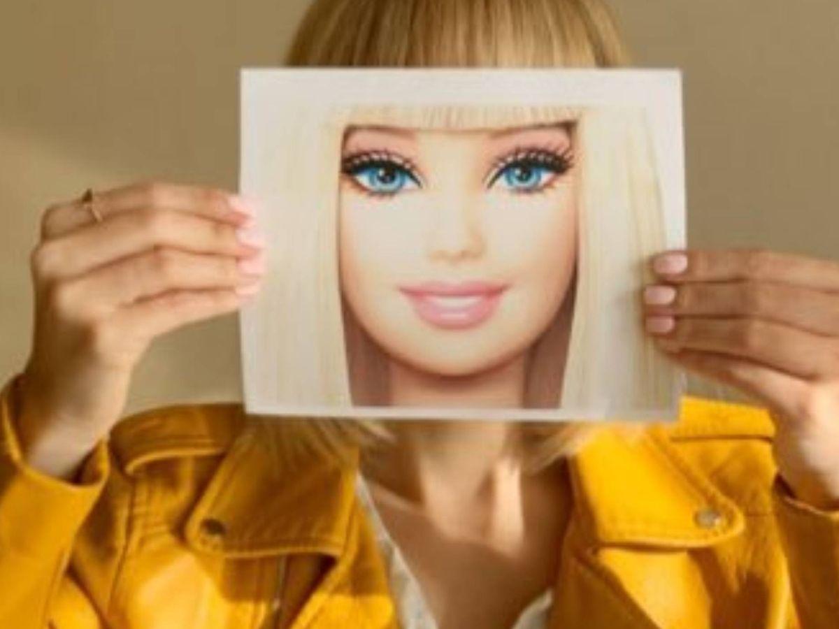 Foto: Nos inspiramos en el famoso 'brillibrilli' de la influencer. (Twitter @lavecinarubia)