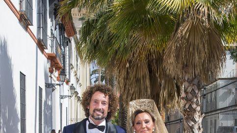 La boda de José Antonio León y Rocío Madrid: lágrimas, calor y emoción en Sevilla