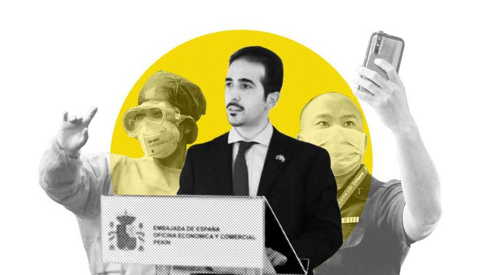 Este español escapó del coronavirus en el último minuto y ahora quiere acabar con él