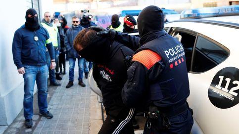 Operación antidroga de los Mossos en varios locales de los motoristas Hells Angels