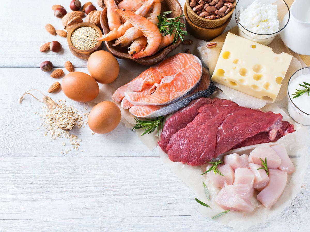 Foto: La dieta Fodmap permite las carnes, pescados, huevos o quesos. (iStock)