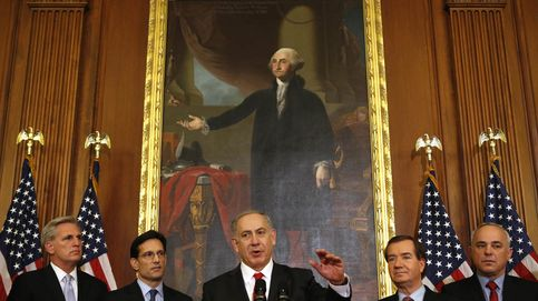 Netanyahu empata con Churchill