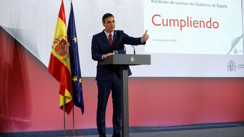Sánchez ignora a Podemos en la reforma de las pensiones pero le da aire con el SMI