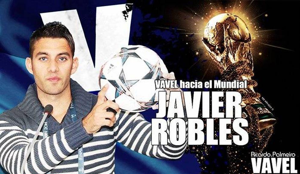 Foto: Javier Robles es el CEO de 'Vavel', un medio deportivo con casi una década en funcionamiento. ('Vavel')