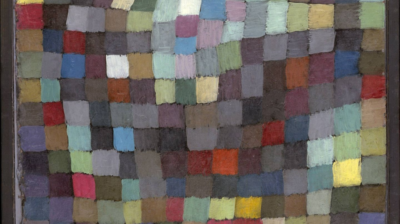 'Pintura de mayo', Paul Klee, 1925. (The Metropolitan Museum of Art)