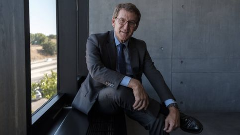 El presidente de la Xunta de Galicia, Alberto Núñez Feijóo. (Sergio Beleña)