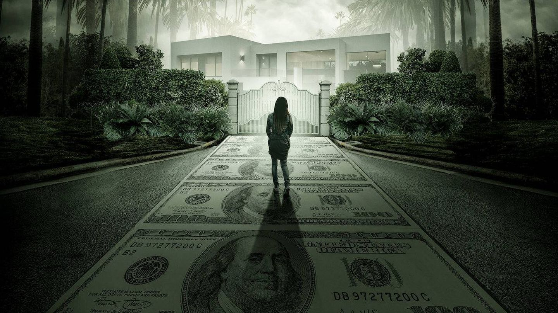 'Asquerosamente rico'. (Netflix)