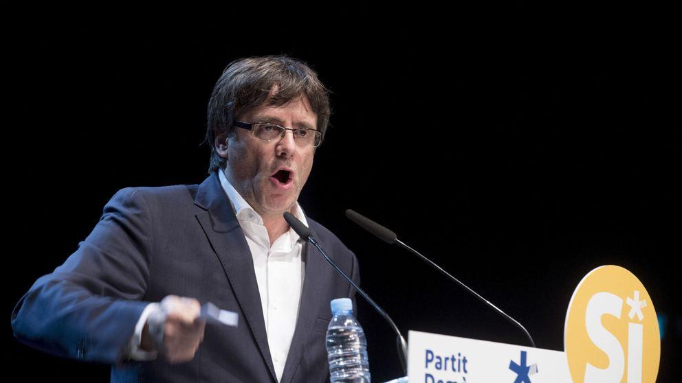 Operación contra la trama del agua en Girona durante la etapa de Puigdemont