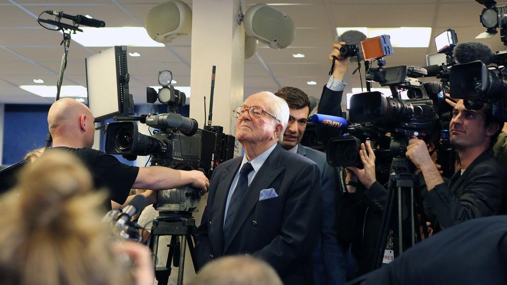 Jean Marie Le Pen llama a las cámaras de gas detalle histórico