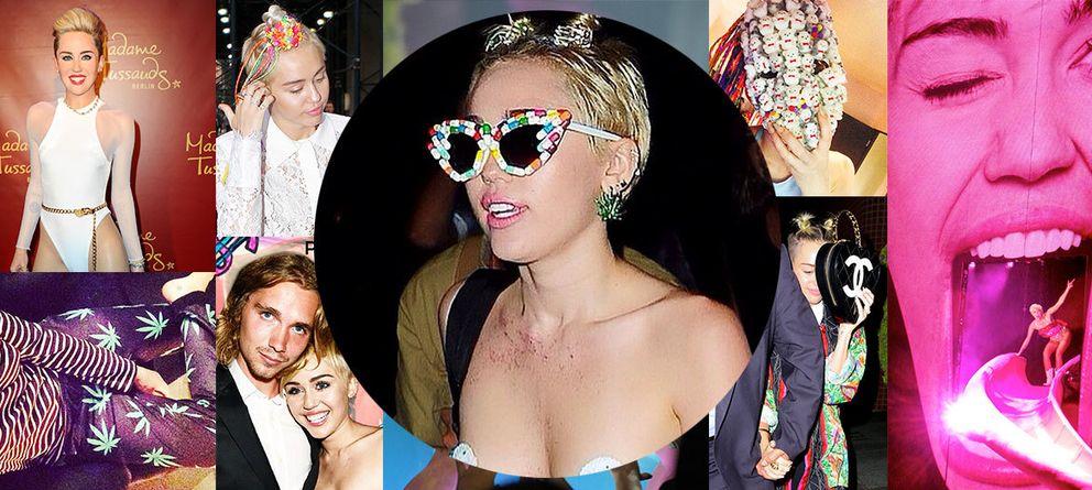 Algo pasa con Miley ¡y sabemos qué es!