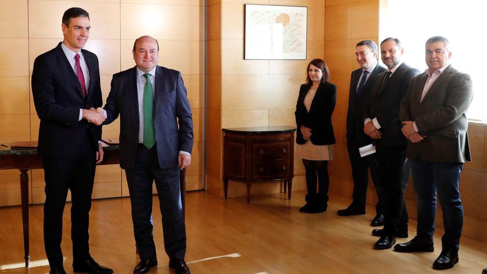 Los logros del PNV por 6 escaños: Navarra, selecciones vascas, estatuto soberanista...