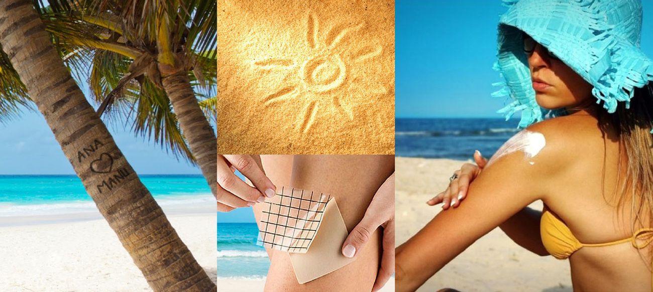 Foto: Cómo cuidar las cicatrices en verano