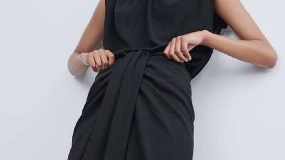 Zara lanza su última falda viral en color negro y promete repetir éxito
