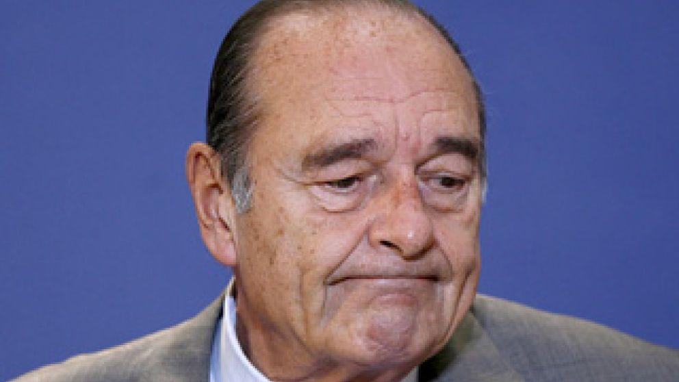 Chirac prepara un libro de memorias y reflexiones