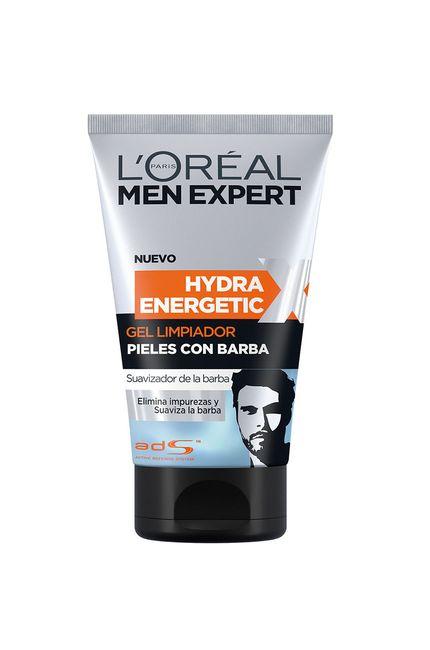 Gel limpiador para pieles con barba de L'Oréal